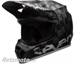 BELL  Casque BELL MX-9 MIPS Seven Matte Checkmate taille L