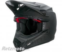 BELL  Casque BELL Moto-9 Flex Matte Syndrome Black taille M