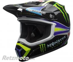 BELL  Casque BELL MX-9 MIPS Pro Circuit Replica 18.0 Gloss taille S