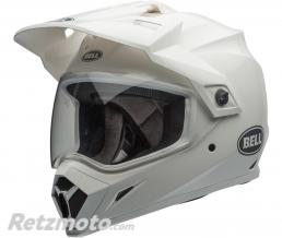BELL  Casque BELL MX-9 Adventure MIPS Gloss White taille L