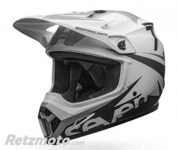 BELL  Casque BELL MX-9 MIPS Seven Ignite Matte White taille M