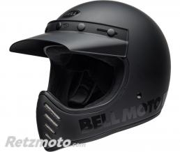 BELL  Casque BELL Moto-3 Classic Matte/Gloss Blackout taille L
