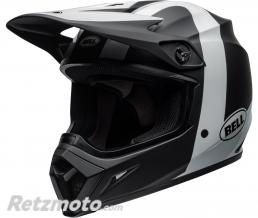 BELL  Casque BELL MX-9 MIPS Presence Matte/Gloss Black/White taille L