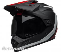 BELL  Casque BELL MX-9 Adventure MIPS Switchback Matte Black/Red/White taille S