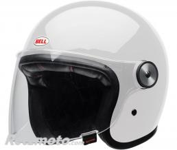 BELL  Casque BELL Riot Solid blanc taille L