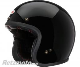 BELL  Casque BELL Custom 500 Solid noir taille S