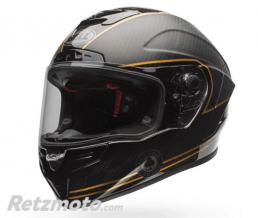 BELL  Casque BELL Race Star Flex Ace Cafe Matte Black/Gold taille S
