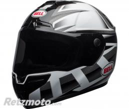 BELL  Casque BELL SRT Gloss White/Black Predator taille L