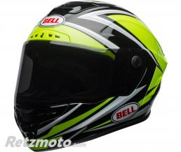 BELL  Casque BELL Star MIPS Gloss HI-VIZ Green/Black Tortion taille L