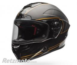 BELL  Casque BELL Race Star Flex Ace Cafe Matte Black/Gold taille XS