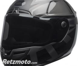 BELL  Casque BELL SRT Matte/Gloss Blackout taille L