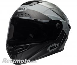 BELL  Casque BELL Race Star Flex Surge Matte/Gloss Brushed Metal/Grey taille L