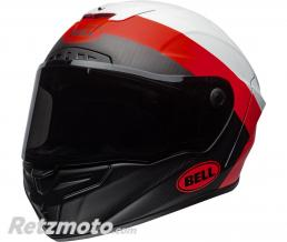 BELL  Casque BELL Race Star Flex Surge Matte/Gloss White/Red taille M