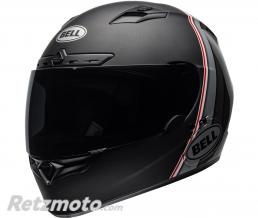 BELL  Casque BELL Qualifier DLX MIPS Illusion Matte/Gloss Black/Silver/White taille XS