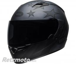 BELL  Casque BELL Qualifier Honor Gloss Titanium/Black taille XXL