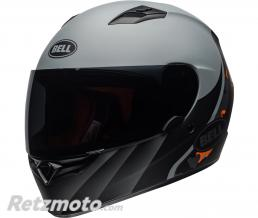 BELL  Casque BELL Qualifier Integrity Matte Camo Titanium/Orange taille M