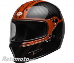 BELL  Casque BELL Eliminator Outlaw Gloss Black/Red taille M/L