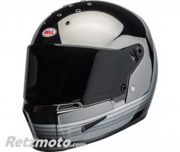 BELL  Casque BELL Eliminator Spectrum Matte Black/Chrome taille XL