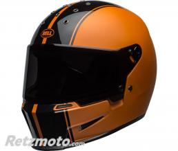 BELL  Casque BELL Eliminator Rally Matte/Gloss Black/Orange taille XL