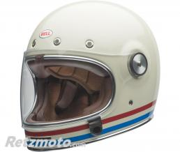 BELL  Casque BELL Bullitt DLX Stripes Gloss Pearl White taille XS