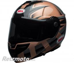 BELL  Casque BELL SRT Modular Gloss Copper/Black Predator taille M