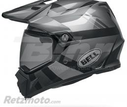 Casque BELL MX-9 Adventure MIPS Matte/Gloss Blackout taille XXXL