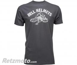 BELL  T-Shirt BELL Peoria 68 Charcoal taille S