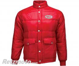 BELL  Veste BELL Classic Puffy rouge taille L