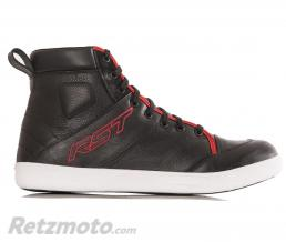 RST Bottes RST Urban II Route standard noir/rouge 46 homme