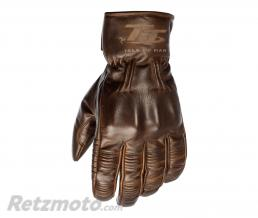 RST Gants RST Hillberry CE cuir marron taille XL homme