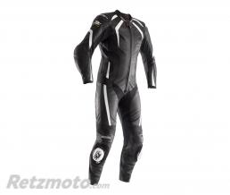 RST Combinaison cuir RST IOM TT Grandstand blanc taille S homme