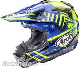 ARAI Casque ARAI MX-V Star Yellow taille XS