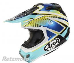 Casque ARAI MX-V Day Blue taille L