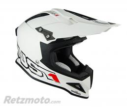 JUST1 Casque JUST1 J12 Solid White taille XL