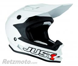 JUST1 Casque JUST1 J32 Solid White taille XL