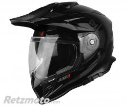 JUST1 Casque JUST1 J34 Adventure Solid noir brillant taille XL