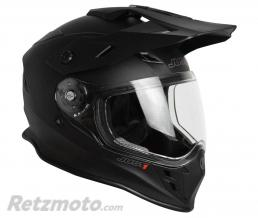 JUST1 Casque JUST1 J34 Adventure Solid noir mat taille L