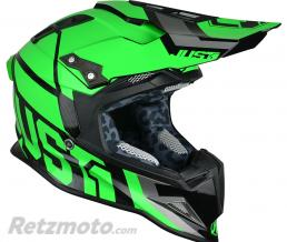 JUST1 Casque JUST1 J12 Unit Neon Green taille L