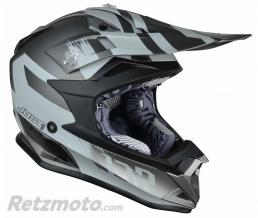 JUST1 Casque JUST1 J32 Pro Kick Titanium Gloss taille L