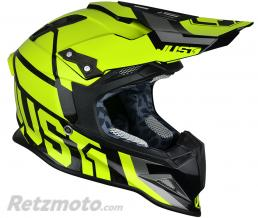 JUST1 Casque JUST1 J12 Unit Neon Yellow taille M