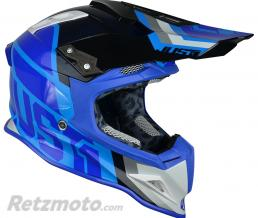 JUST1 Casque JUST1 J12 Unit White/Blue taille XXL