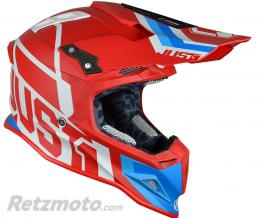 JUST1 Casque JUST1 J12 Unit Red/White taille XL