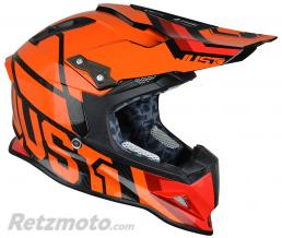 JUST1 Casque JUST1 J12 Unit Neon Orange taille XXL