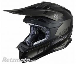 JUST1 Casque JUST1 J32 Pro Kick Black/Titanium Matte taille XL