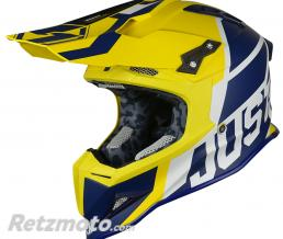 JUST1 Casque JUST1 J12 Unit Blue/Yellow taille XXL