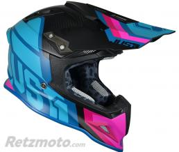 JUST1 Casque JUST1 J12 Unit Blue/Pink taille XL