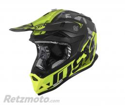 JUST1 Casque JUST1 J32 Pro Swat Camo Fluo Yellow Matt taille L