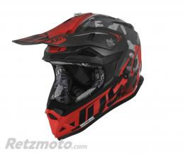 JUST1 Casque JUST1 J32 Pro Swat Camo Fluo Red Matt taille M