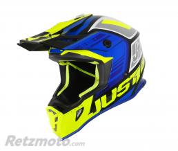 JUST1 Casque JUST1 J38 Blade Blue/Fluo Yellow/Black Gloss taille S