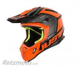 JUST1 Casque JUST1 J38 Blade Orange/Black Gloss taille M